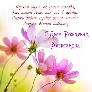 Открытки с днем рождения Сашенька девочка016