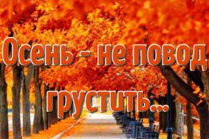 Открытки с надписями красивая осень в высоком качестве (7)