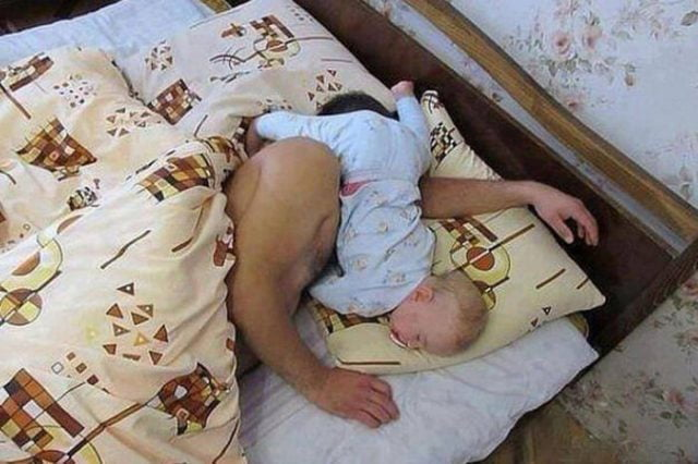 Очень смешные картинки спящих - 30 фото (4)