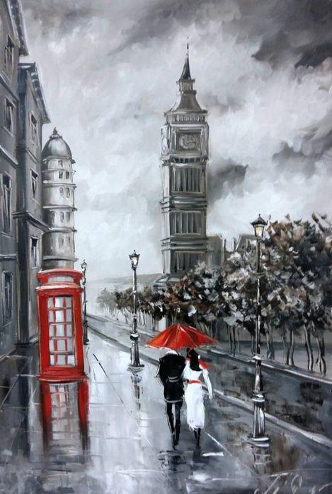 Париж картинки рисованные - 35 рисунков (22)