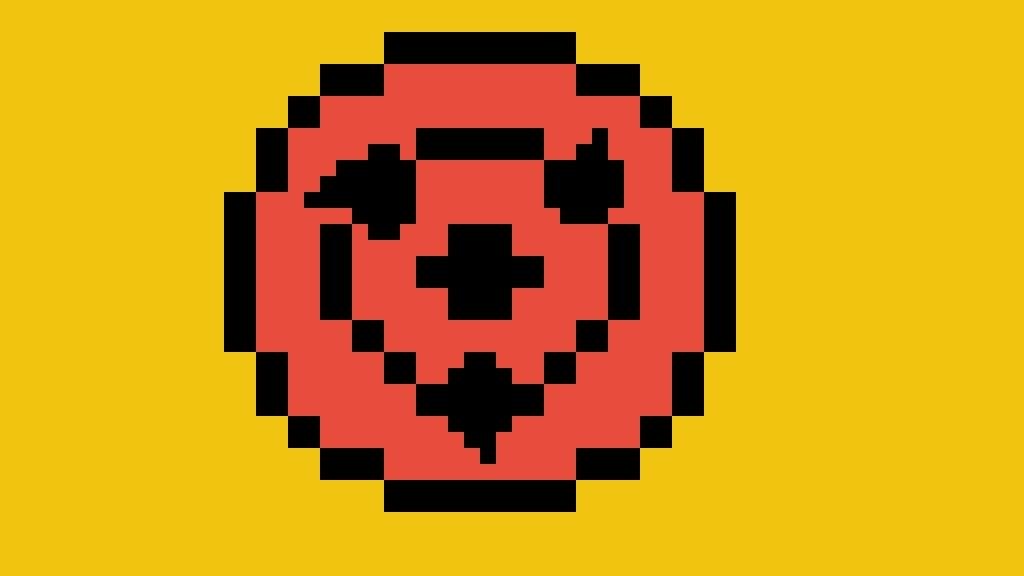 Пиксель арт шаринган006
