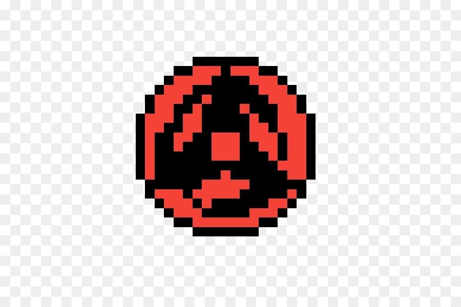 Пиксель арт шаринган015
