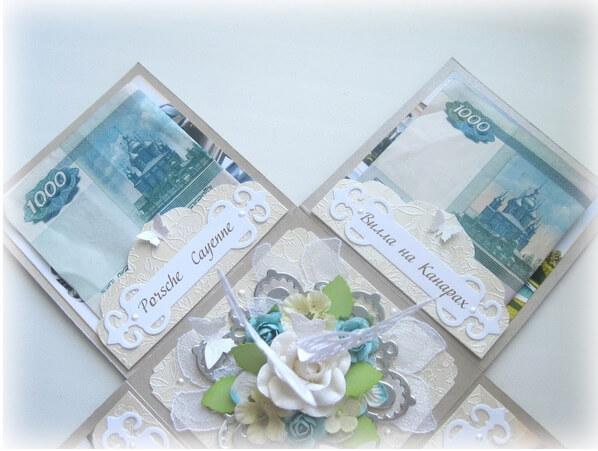 Подарки на свадьбу своими руками прикольные картинки (1)