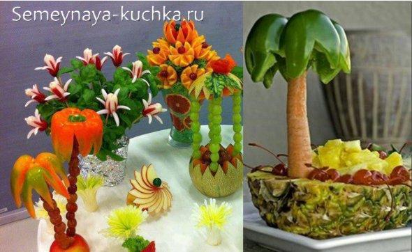 Поделки из овощей для школы 4 класс - фото самые красивые (16)