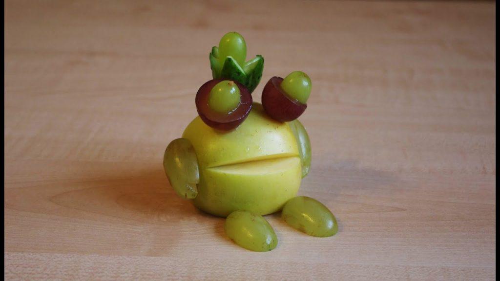 Поделки из овощей для школы 4 класс - фото самые красивые (19)