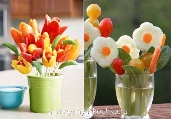 Поделки из овощей для школы 4 класс - фото самые красивые (22)