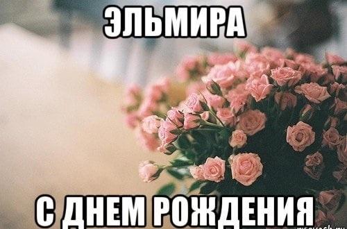 Поздравления с днем рождения Эльмира картинки014