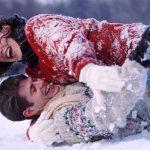 Позы для фото на улице зимой — подборка 32 картинки