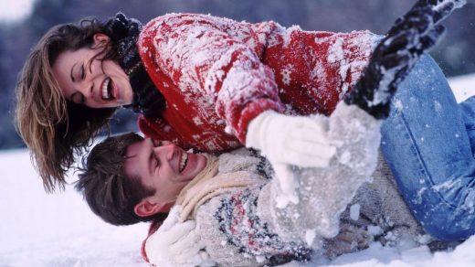 Позы для фото на улице зимой   подборка 32 картинки (31)