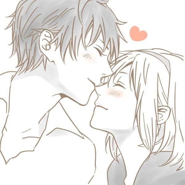 Поцелуй картинки арт015