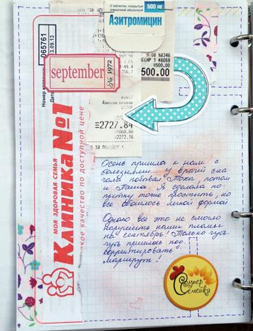 Прикольное оформление личного дневника внутри - фото (28)