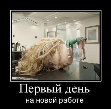 Прикольные и веселые картинки про работу (5)