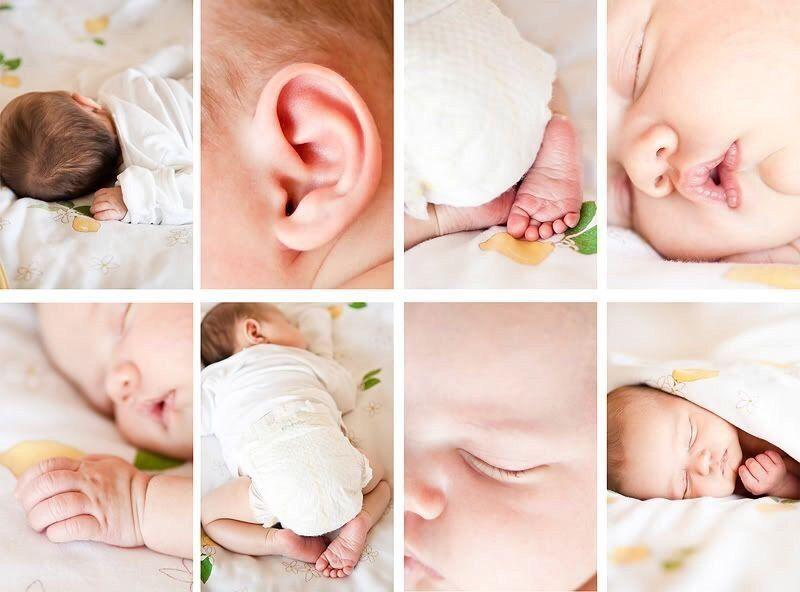 Прикольные картинки Новорожденных Младенцев - коллекция (2)