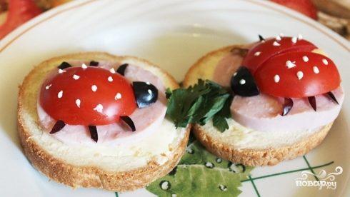 Прикольные картинки бутербродов - 22 фото (13)