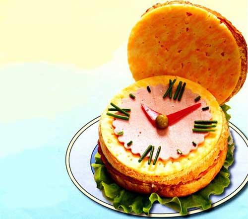 Прикольные картинки бутербродов - 22 фото (14)