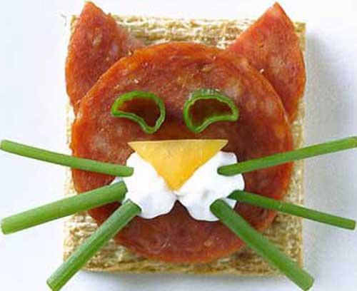 Прикольные картинки бутербродов - 22 фото (16)