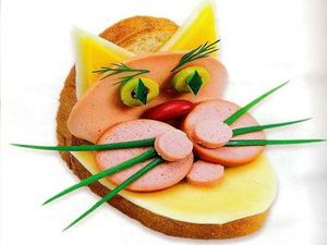 Прикольные картинки бутербродов - 22 фото (17)