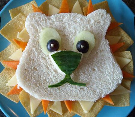 Прикольные картинки бутербродов - 22 фото (19)