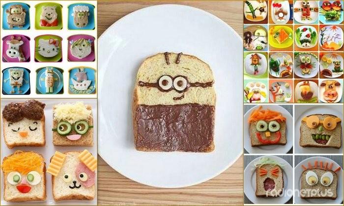 Прикольные картинки бутербродов - 22 фото (21)