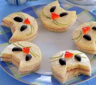 Прикольные картинки бутербродов - 22 фото (3)