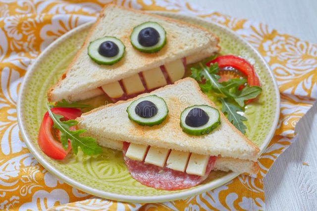 Прикольные картинки бутербродов   22 фото (30)