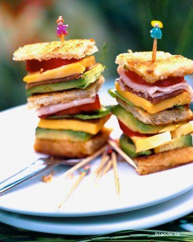 Прикольные картинки бутербродов - 22 фото (32)