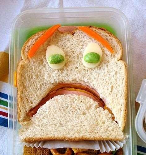 Прикольные картинки бутербродов - 22 фото (4)