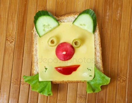 Прикольные картинки бутербродов - 22 фото (5)