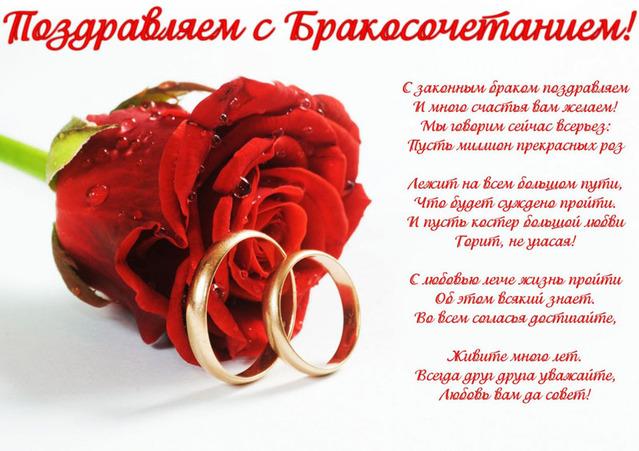 Прикольные картинки для молодоженов со свадьбой (17)