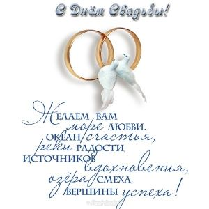 Прикольные картинки для молодоженов со свадьбой (9)