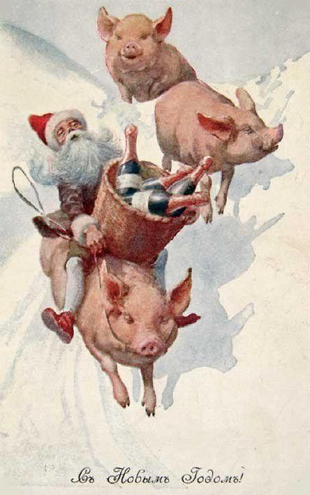 Прикольные картинки про свиней - 32 фото (13)