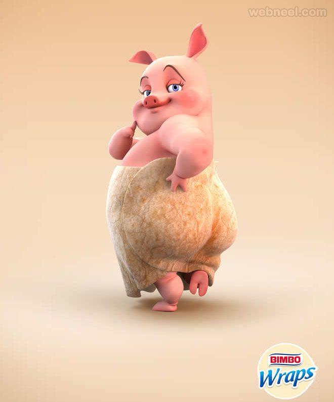Прикольные картинки про свиней - 32 фото (19)