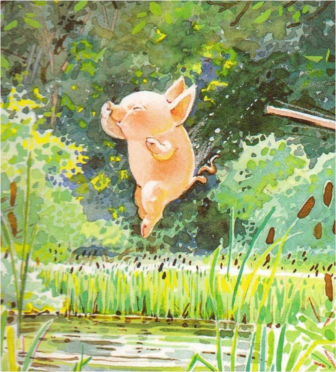 Прикольные картинки про свиней - 32 фото (2)