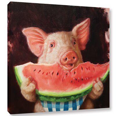 Прикольные картинки про свиней - 32 фото (21)