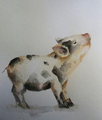 Прикольные картинки про свиней - 32 фото (25)