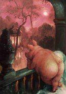 Прикольные картинки про свиней - 32 фото (31)