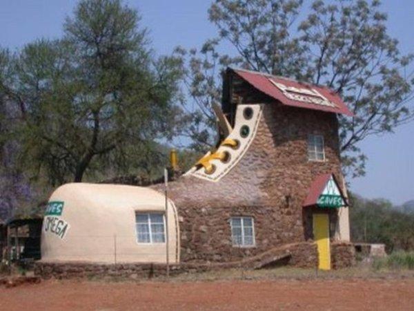 Прикольные картинки смешных домов (5)