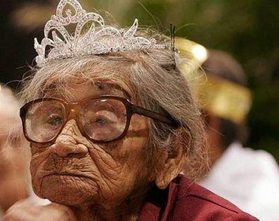 Прикольные картинки смешных старушек (5)