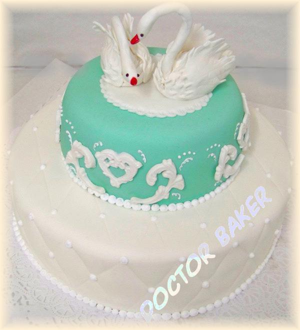 Прикольные картинки торты на свадьбу - идеи с фото (7)
