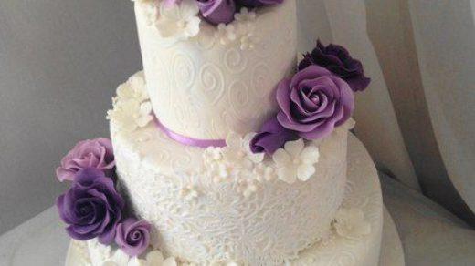 Прикольные картинки торты на свадьбу   идеи с фото (9)