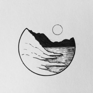 Прикольные рисунки Карандашом для срисовки - 58 картинок (39)