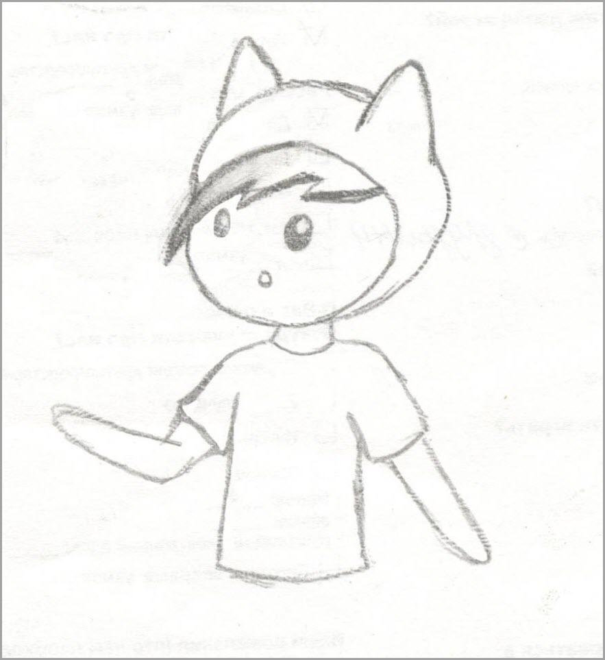 Прикольные рисунки Карандашом для срисовки - 58 картинок (5)