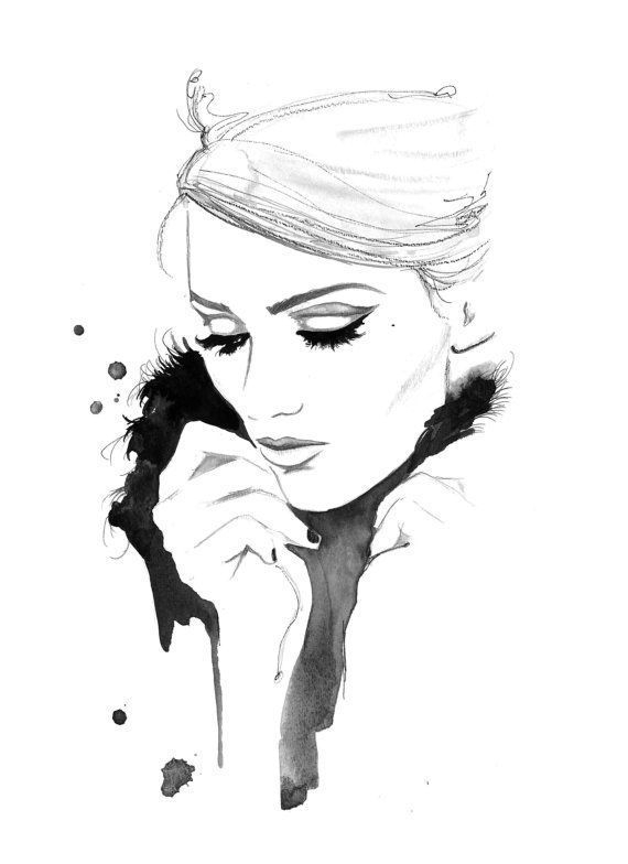 Прикольные рисунки Карандашом для срисовки - 58 картинок (56)
