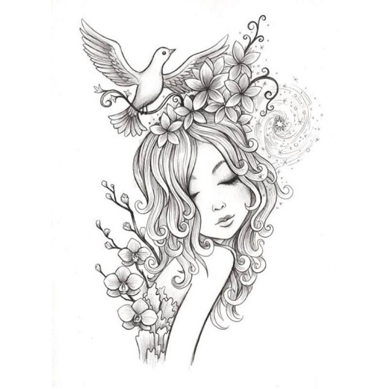 Раскраски в стиле тумблер распечатать бесплатно (3)