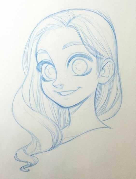 Рисовать карандашом красивые рисунки для девочек 11 лет010