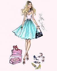 Рисунки девушек карандашом в полный рост в платьях (20)