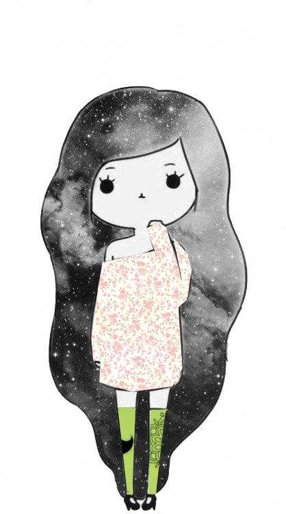 Рисунки для девочек 15 лет для личного дневника008