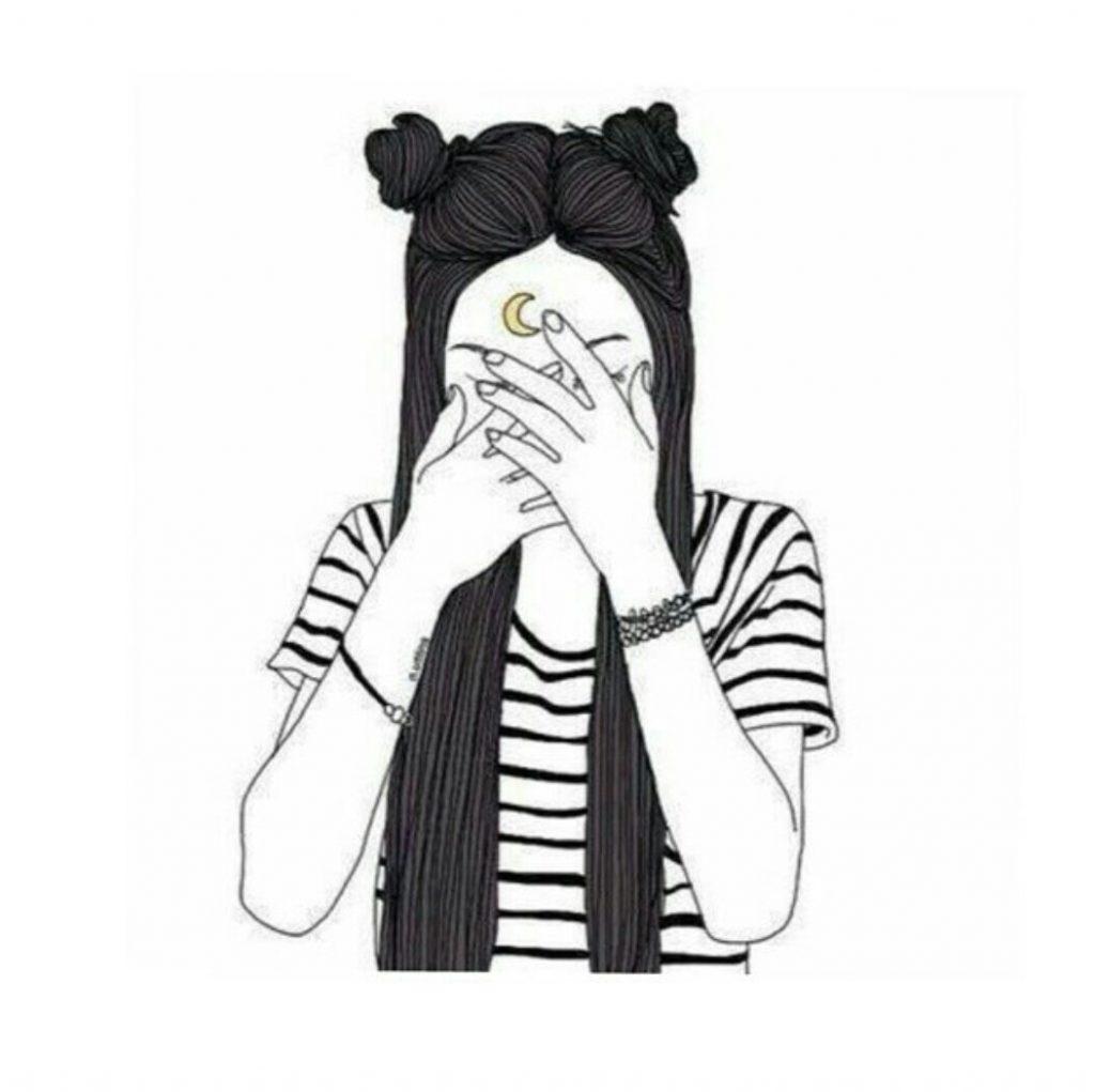 Рисунки для девочек 15 лет для личного дневника015