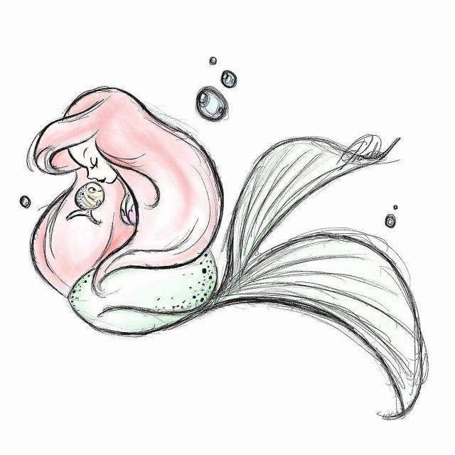 Рисунки карандашом для начинающих для девочек 11 лет002