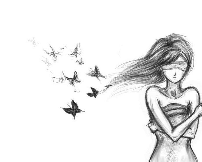 Рисунки карандашом для начинающих для девочек 11 лет013